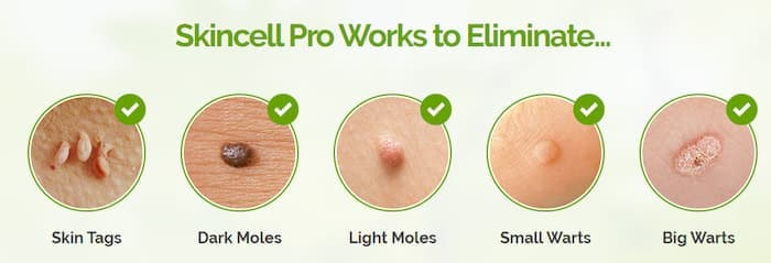 Skincell pro working nature