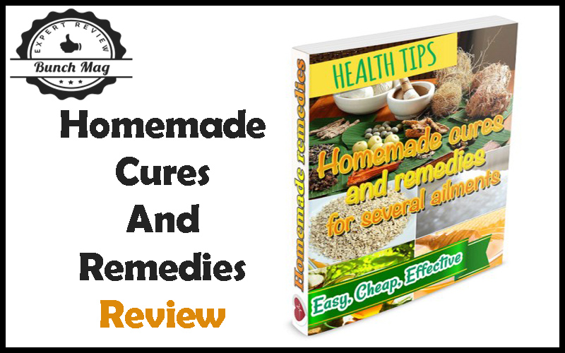 Homemade Cures And Remedies