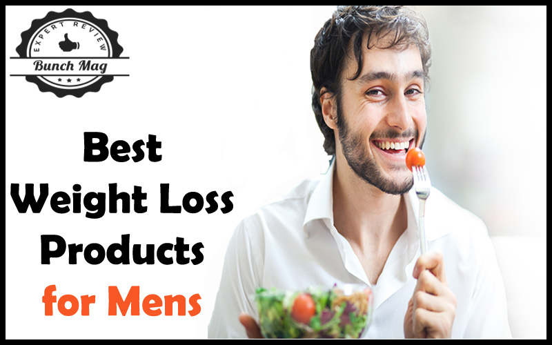 best weight loss products for men